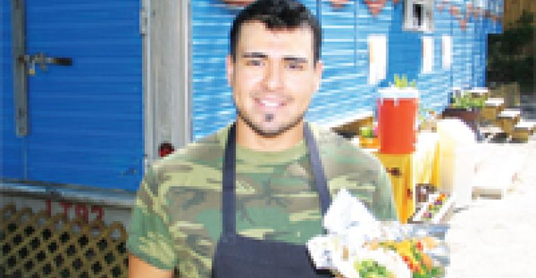 On a roll: Texas restaurateurs drive business with gourmet-food trailers