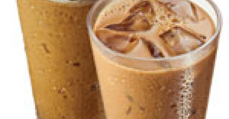 Cold Stone brews up coffee drinks