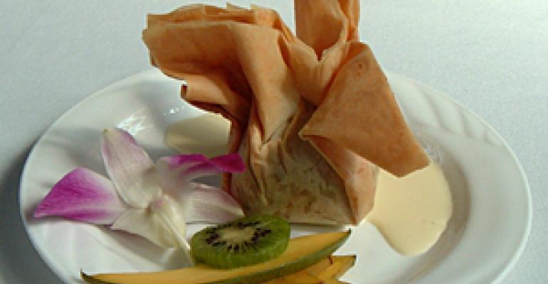 Hottest menu trends work their way into desserts
