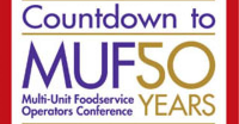 MUFSO confab provides 50 years of quotable foodservice wisdom