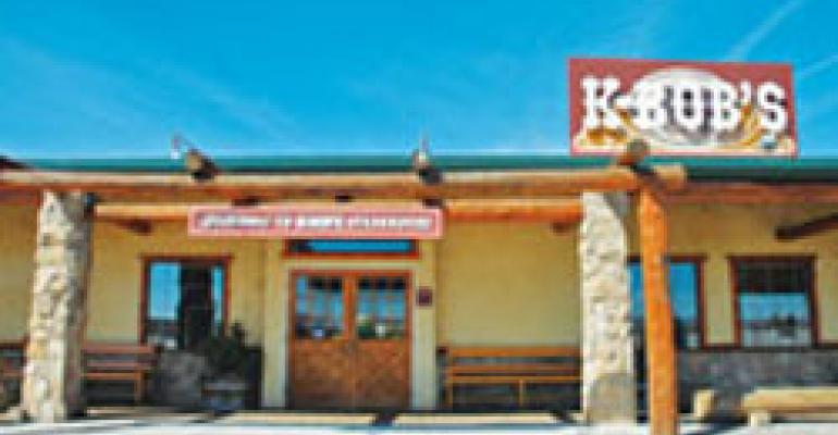 Tinsley's K-Bob's uses local support in race to best its dinnerhouse rivals