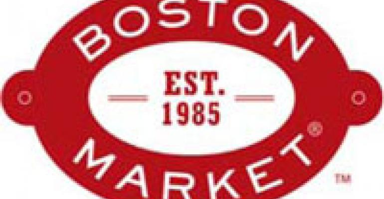 Cardwell named CEO at Boston Market