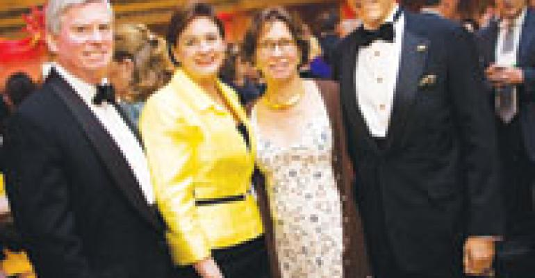 NRAEF salutes five foodservice leaders at gala event