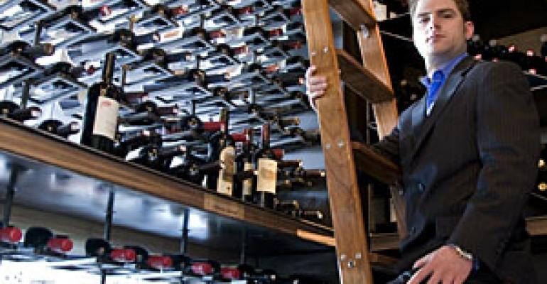 Glass half full: Wine promos boost sales, traffic in spite of economy
