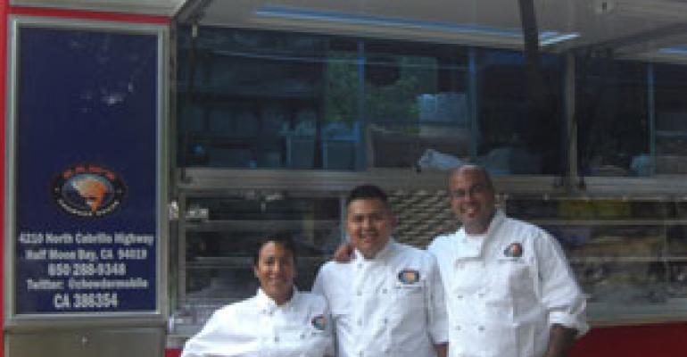 ChowderMobile joins growing fleet of food trucks