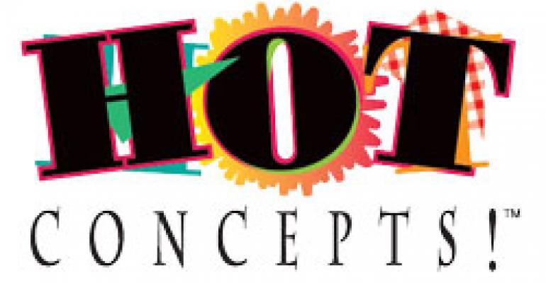 NRN names 2009 Hot Concepts! winners