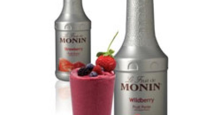 Monin Fruit Purées with Natural Flavors