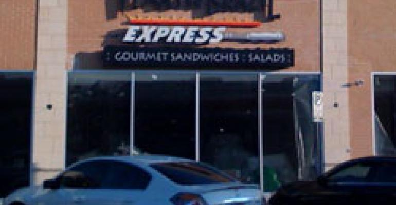 Texas de Brazil to debut express unit