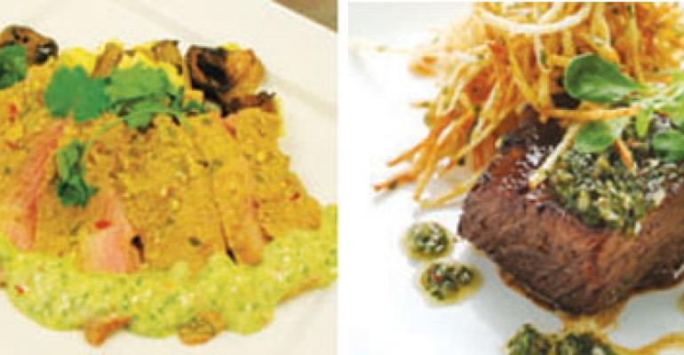 Soaking in flavor: Marinades add pizzazz, but not that much tenderness, to off-cuts