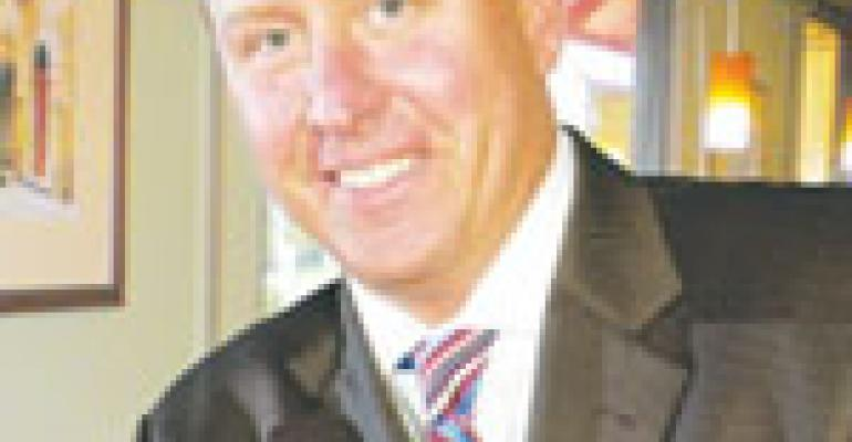 Having words with Carl Howard, chief executive, Fazoli's