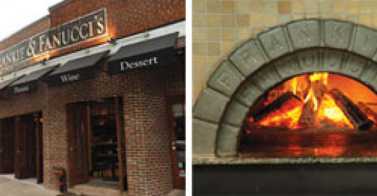 Ambitious marketing ignites sales at grand opening for independent wood-fired pizzeria