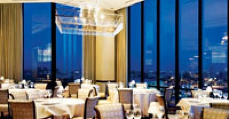 2009 Fine Dining Hall of Fame: Nana Restaurant
