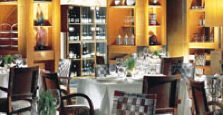2009 Fine Dining Hall of Fame: Michael Mina Bellagio