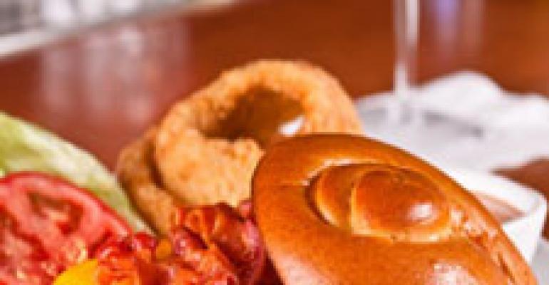 Upscale Fleming's to debut burger bar menu