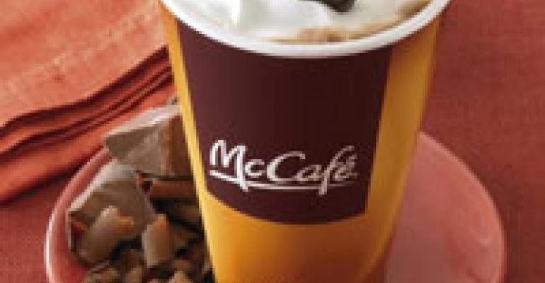 McDonald's to offer free mochas