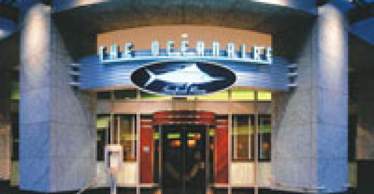 Oceanaire files for Ch. 11, closes 4 units