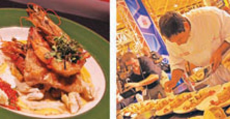 Paying off handsomely: Less-appreciated fish scale new heights at cook-off