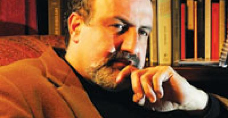 "Having words with Nassim Nicholas Taleb, author, ""The Black Swan"""