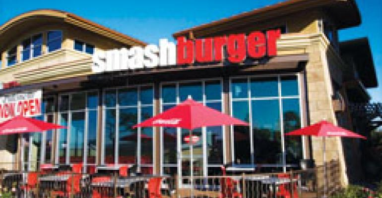 Hot Concepts 2009: Smashburger