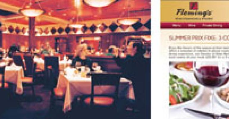 Steakhouses beef up value with prix-fixe deals