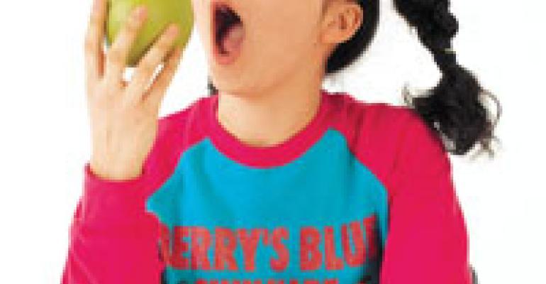 Survey says kids menus need healthier offerings