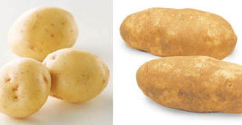 Potatoes put skin in the game