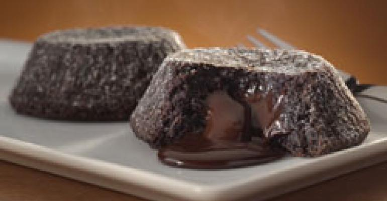 Domino's adds Chocolate Lava Crunch Cakes