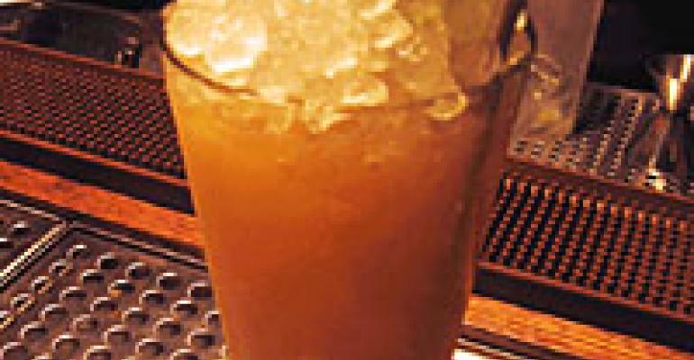 NRN Featured Cocktail: The Rum Runner