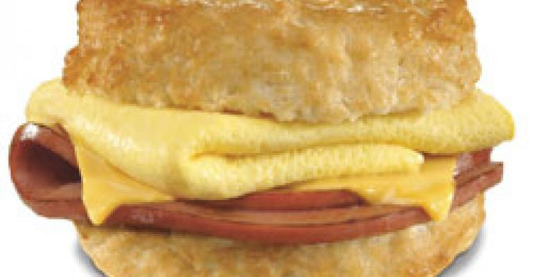 Hardee's adds Fried Bologna Biscuit