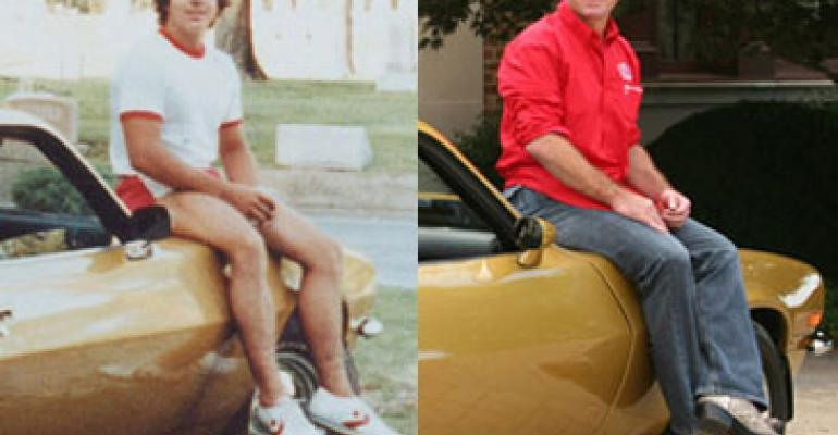 Papa John's Schnatter reclaims 1971 Camaro