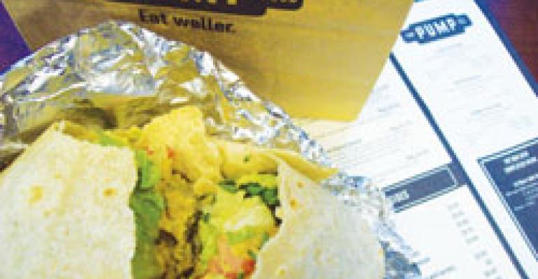 Healthful rep, low cost help hummus hop into operators' hearts
