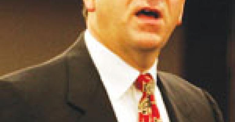 Fertitta makes another buyout bid for Landry's