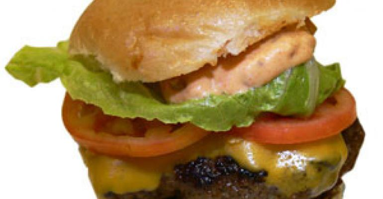 Best-O-Burger's big expectations for humble sandwich