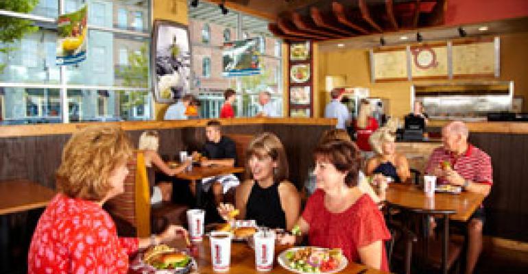 Baja Fresh owner buys Canyons Burger