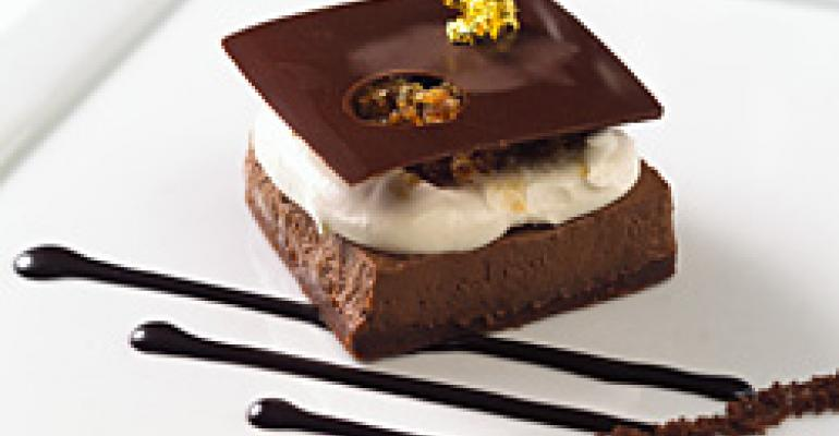 Operators revitalize chocolate desserts with new twists