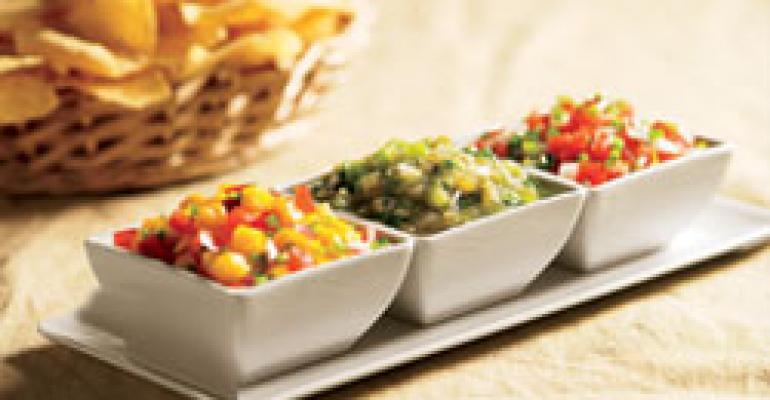 Gilroy Foods & Flavors™ GardenFrost® Softfrozen Purées