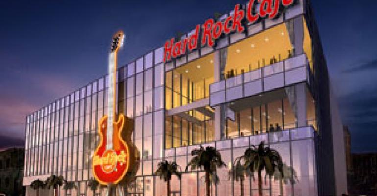 Technology-loaded Hard Rock opens in Vegas