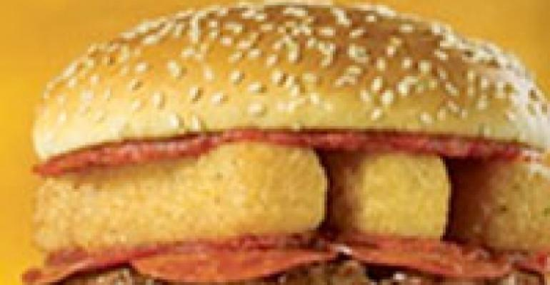 Red Robin cooks up Italian-inspired burgers