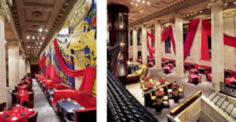 Philadelphia Del Frisco's unit blends modern, historic touches