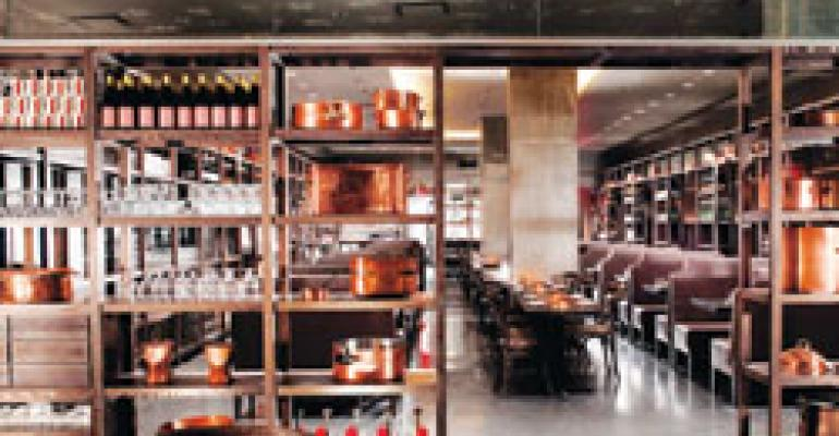 Boulud splurges on kitchenware for casual NYC burger spot