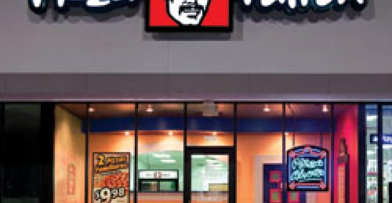 Laser-focused pizza chains have great domestic growth potential