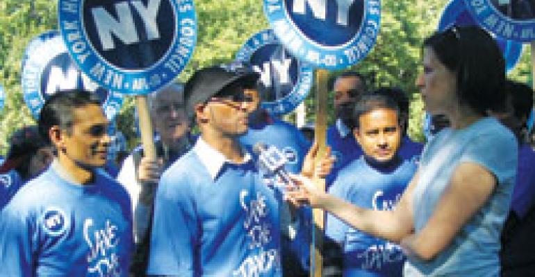 Union, incoming operator square off over Tavern labor terms