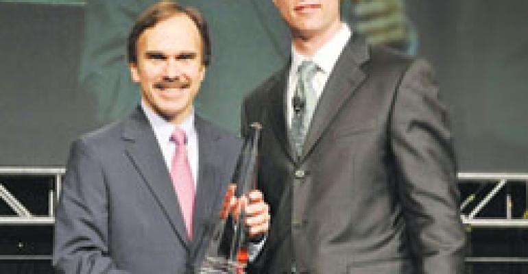 Bruegger's Greco named Operator of Year at MUFSO's 50th anniversary celebration