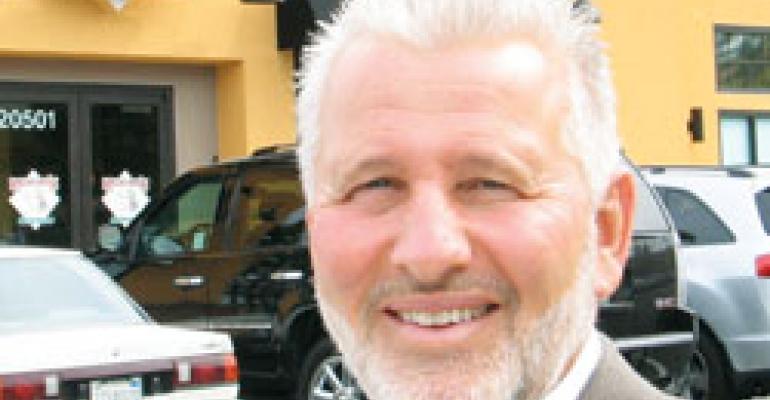 Having words with Raymond V. Bartolomucci Jr., founder, Strizzi's Restaurants Inc.