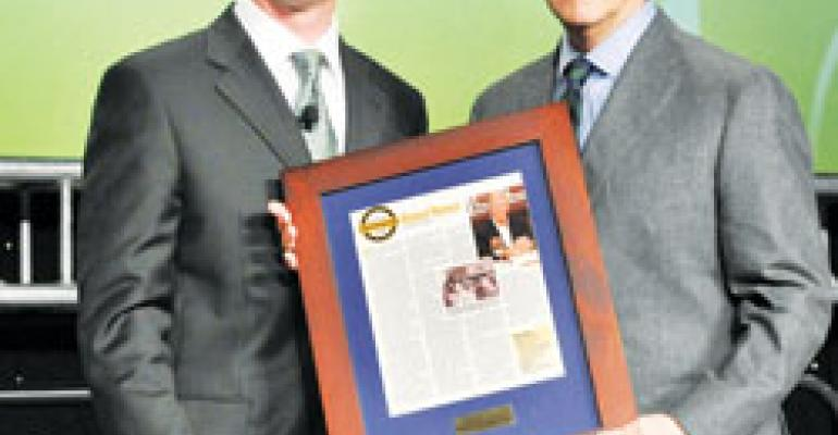 Golden Chains' successes stem from active leadership