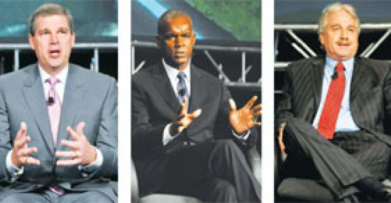 'Having Words With' panelists share their roads to success