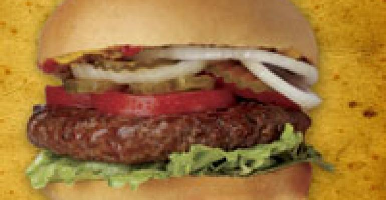 Fuddruckers to upgrade its beef