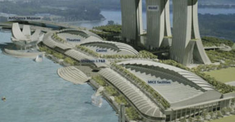 Celebrity chefs sign on for Singapore resort