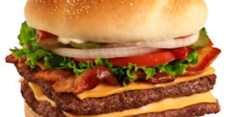 Wendy's highlights freshness in new ad push