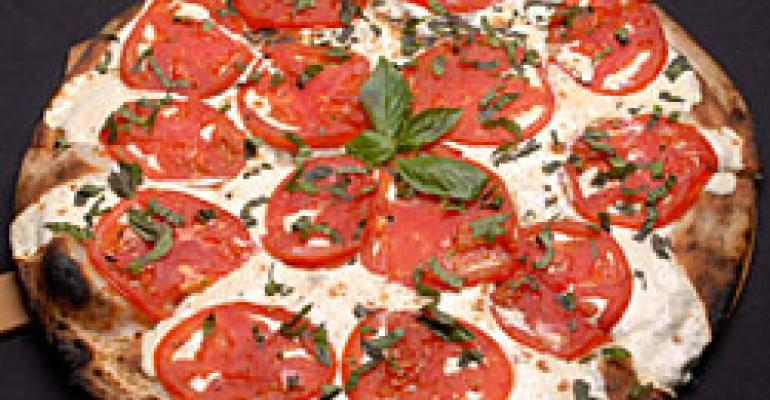 Artisan pizza on the rise in America